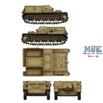 Gepanzerter Munitionsschlepper VK3.02