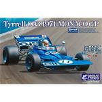 Tyrrell 003 Monaco GP 1971 1:20