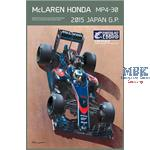 McLaren HONDA MP4-30 JAPAN GP 1:20