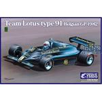Team Lotus Type 91 Belgian GP 1982 1:20