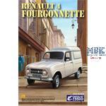 Renault 4L Fourgonnette 1:24