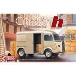 Citroen H Transporter 1:24