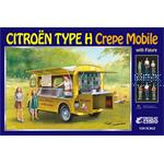 Citroen H Crepe Mobile with Figures 1:24