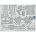 Douglas B-26B-50 Invader undercarriage & ext. 1/48