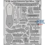 German Submarine Type VIIC/41 1/350