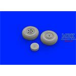 Hawker Tempest Mk.V wheels early 1/48