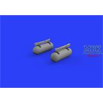Ki-61-I fuel tanks  1/72
