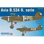 Avia B-534 II. serie  -Weekend Edition-