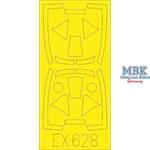 Tempest Mk.V TFace 1/48 Masking tape
