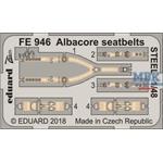 Fairey Albacore setbelts STEEL 1/48