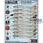 Colors and markings of US Navy F-14s Part III