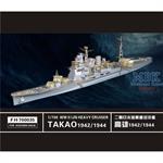 Takao Cruiser 1942 and 1944 (For Aoshima04536)