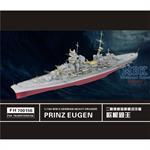 WW II German Heavy Cruiser Prinz Eugen