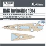 HMS Invincible 1914 Wooden Deck (FH1311)