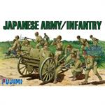 Japanese  Army Infantry Set WA30   1/76