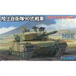 JGSDF Type 90 Tank SWA3   1/76