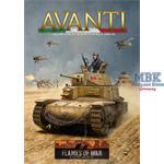 Flames Of War Rulebook: Avanti!