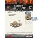 Flames Of War: Panzer II Tank Platoon