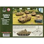 Flames Of War: Panther A Platoon
