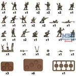 Flames Of War: Afrika Korps Rifle Platoon