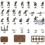 Flames Of War: Afrika Korps Rifle Platoon