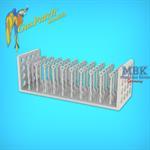 Resin Turnbuckles Type C 1/32