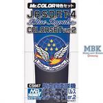 Mr Color Blue Impulse Color Set Vers 2 JASDFT 4
