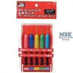 GT-50  Mr. Prinvice basic set 1/1,5/ 2/2,5/3 mm