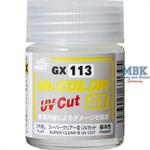 Super Clear III UV Cut Flat (18ml)