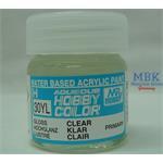 Clear / Klar (40 ml) Glänzend