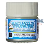 Gundam Color (10ml) RX-78 White