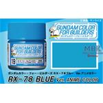 Gundam Color (10ml) RX-78 Blue