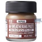 Weathering Paste Mud Red / 40ml