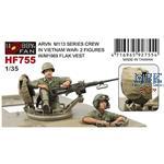 ARVN M113 series crew (Vietnam War) (2 Figures)