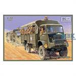 Bedford QLT 3-ton 4x4 Troop Carrier