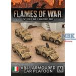 Flames Of War: AB41 Armoured Car Platoon