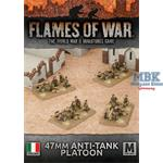 Flames Of War: Italian AT Gun Platoon