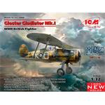 Gloster Gladiator Mk.I, WWII British Fighter