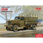 G7107, WWII Army Truck