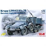 Krupp L2H143 Kfz.70 German Light Army Truck