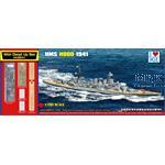 HMS HOOD 1941 - Top Grade -
