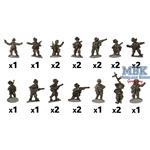 Flames Of War: Bersaglieri Rifle Platoon