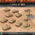 Flames Of War: Lorenzo's Rams