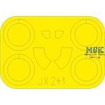I-16 Type 10 1/32  Masking Tape