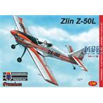 """Zlin Z-50L """"Czechoslovak aerobatic aeroplane"""""""