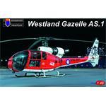 Westland Gazelle AS.1 Royal Navy