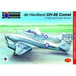 de Havilland DH-88 Comet in RAF & Foreign Service
