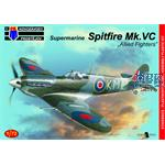 "Supermarine Spitfire Mk.VC ""Allied Fighter Aces"""