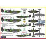 """Supermarine Spitfire Mk.VC """"Allied Fighter Aces"""""""