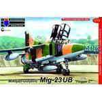 "Mikoyan MiG-23UB Flogger-C ""Soviet & Foreign"""